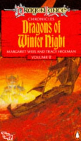 Cover of Dragons Of Winter Night (Dragonlance: Chronicles 2)