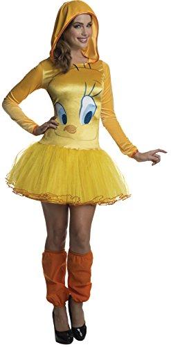 Bird Kostüm Eine Tweety - Tweety Bird Kostüm für Damen - Large