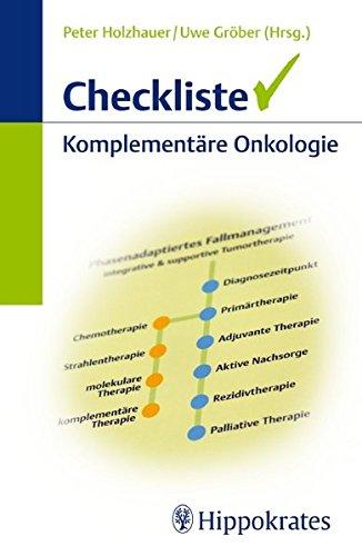 Checkliste Komplementäre Onkologie