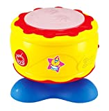 Great Baby Gift Baby Roll Hand Drum Toy