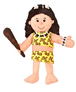 Fiesta Crafts-Marioneta de Mano de Cueva de la Mujer