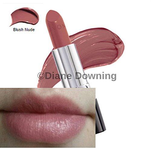 avon-true-colour-lipstick-blush-nude-shade-with-shea-butter-vitamin-e