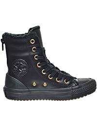 Noir Chaussures Hautes 553365c Converse 37 5 Noir