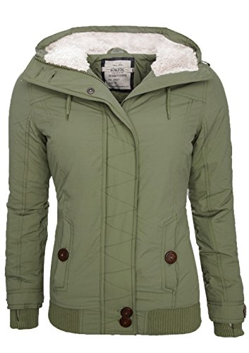 Golden Brands Selection - Blouson - Femme Olive