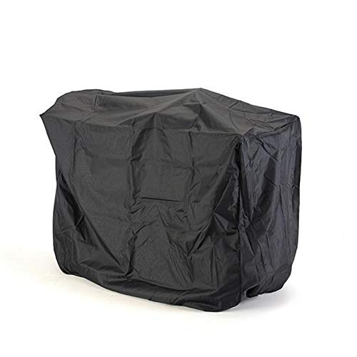 Wooya Extra Large Waterproof Dustproof Cover Black for Mobility Scooter 150X116X80Cm
