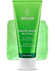 Weleda Skin Food Hautcreme (1 x 75 ml) - Basispflege für trockene und raue Haut