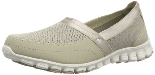 Skechers Donna EZ FLEX - TAKE-IT-EASY scarpe sportive marrone Size: