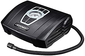 Amazon Brand - Solimo 102 tyre inflator (Black)