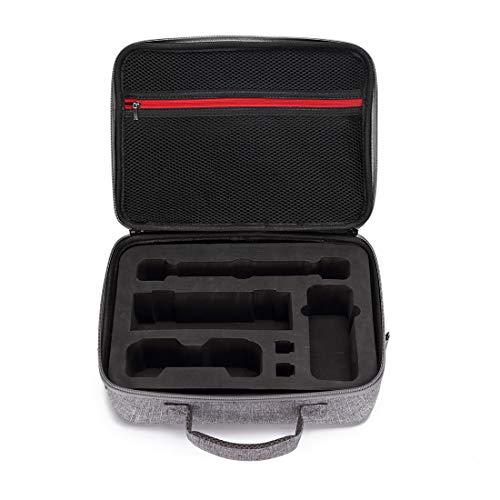 Riva776Yale Wasserdichte Koffer Handtasche Einzel Umhängetasche Aufbewahrungstasche für Nintendo