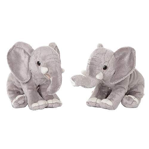 WWF WWF00800 - Universal Trends Peluche Elefante, 2-clasificado, 18 cm