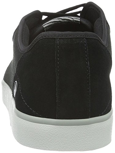Volcom Grimm 2 Shoe, Chaussures de Skateboard homme Noir - Schwarz (Black On Black)