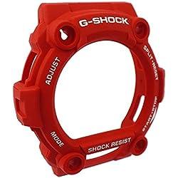 Casio G-Shock Bezel Rot Gehäuseteil Lünette für G-7900A