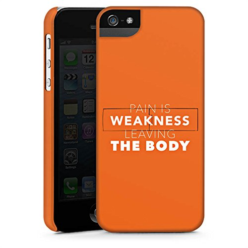 Apple iPhone X Silikon Hülle Case Schutzhülle Sprüche Workout Motivation Premium Case StandUp