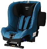 Axkid Minikid 2.0 Kindersitz Reboarder 0-25KG Ohne Isofix Inkl. Sitzverkleinerer Seitenaufprallschutz (petrol)