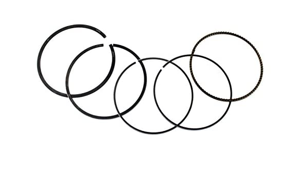 Piston Ring Set 84.45mm~2013 Yamaha YFM450 Grizzly 4x4 Auto