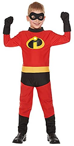 Dash Costumes - Disney Pixar Les Indestructibles Dash enfants costume