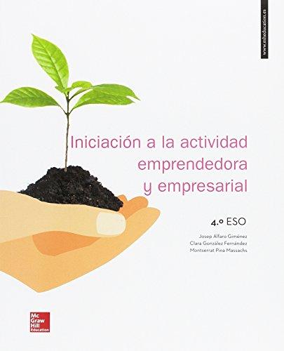 Iniciación a la actividad emprendedora y empresarial - 9788448612429