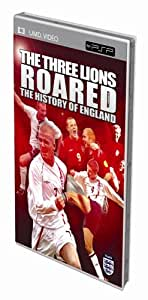 Three Lions Roared: The History Of England [UMD Mini for PSP]