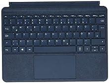 Microsoft Surface Go Signature Type Cover Tastiera per Dispositivo Mobile Blu QWERTY Tedesco