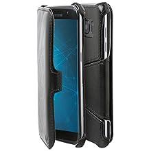 Ultratec-Mobile à charnière Étui de protection avec fonction support pour Samsung Galaxy S7, PU, noir, Galaxy S7 edge