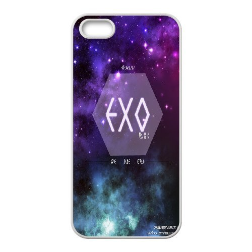 South Korea band EXO Poster Hard Plastic phone Case