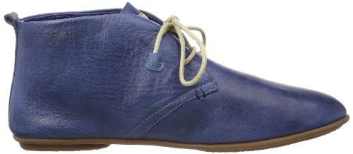 Pikolinos Calabria 7124, chaussures à lacets femme Bleu - Blau (NAUTIC)