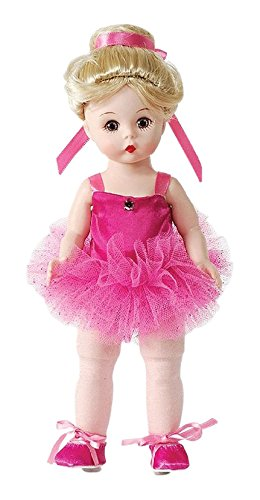 Frau Alexander Collectible Doll Pirouette in pink 8 inches Blonde - Alexander Dolls 8-zoll-madame