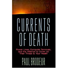[Currents of Death]Currents of Death BY Brodeur, Paul(Author)Paperback
