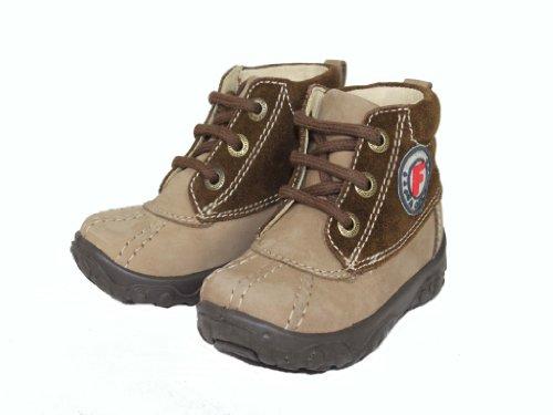 Naturino  1120, {Chaussures premiers pas pour bébé (garçon) Beige - Beige-Braun
