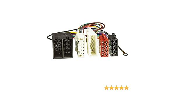 Tomzz Audio 7338 001 T Kabel Iso Kompatibel Mit Nissan Elektronik