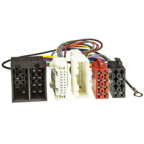 tomzz Audio 7338-001 T-Kabel ISO passend für Nissan ab 2007, Subaru ab 2007 zur Einspeisung von Freisprecheinrichtung ISO Verstärker für THB Parrot Dabendorf i-sotec Match