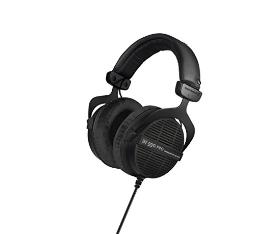 beyerdynamic DT 990 PRO Limited Black Edition offener Studiokopfhörer - 3