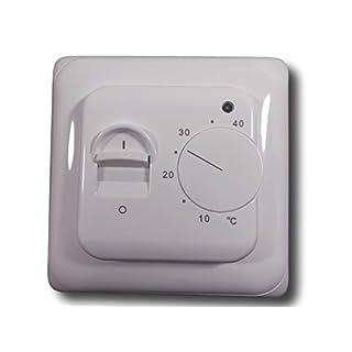 thermostat fur fussbodenheizung unterputz heimwerker. Black Bedroom Furniture Sets. Home Design Ideas