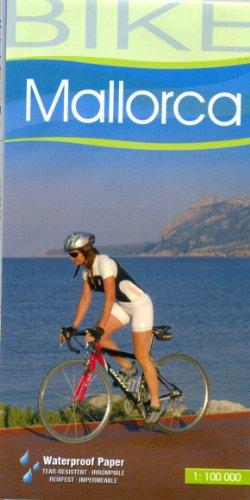 Majorque 1:100.000 Carte vlo, impermable  l'eau, Alpina