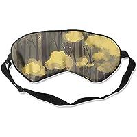 Comfortable Sleep Eyes Masks Tree Pattern Sleeping Mask For Travelling, Night Noon Nap, Mediation Or Yoga preisvergleich bei billige-tabletten.eu