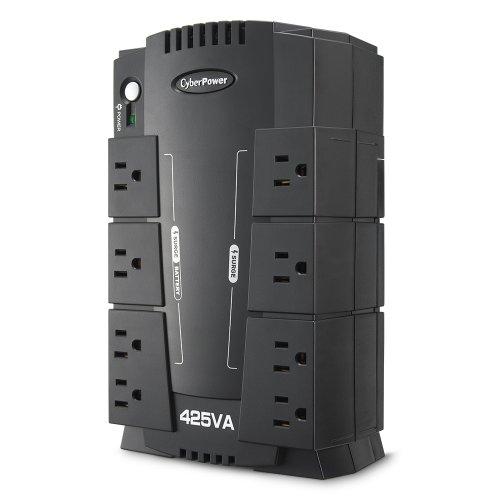 CyberPower CP425SLG UPS (Black)