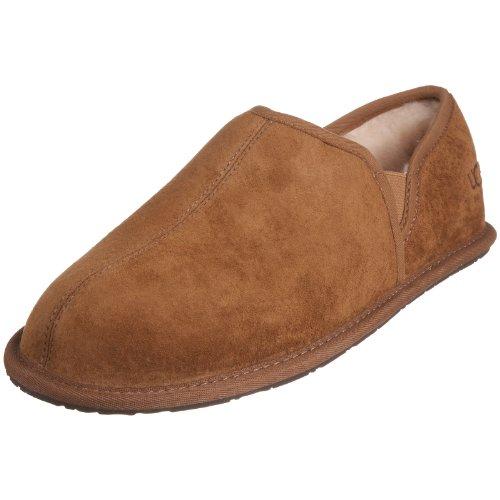 UGG Australia Scuff Romeo Chestnut, Chaussures basses hommes