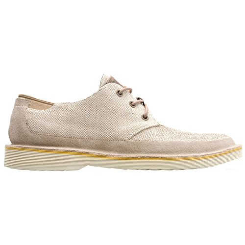 Camper Mens Morrys 100088 Canvas Shoes Havana Nature