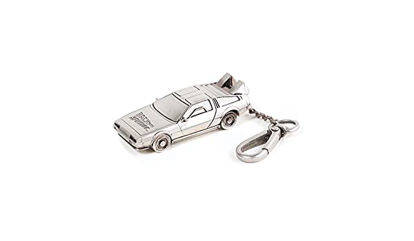 BACK TO THE FUTURE RUBBER KEYCHAIN KEY RING HOVERBOARD