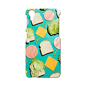 BLUEDIO Designer Printed Back case cover for HTC Desire 626 - G5636