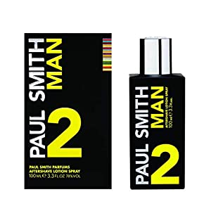 Paul Smith Man 2 Aftershave Lotion Spray, 100ml