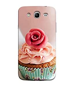 PrintVisa Yummy 3D Hard Polycarbonate Designer Back Case Cover for Samsung Galaxy Mega 5.8 I9150 :: Samsung Galaxy Mega Duos 5.8 I9152