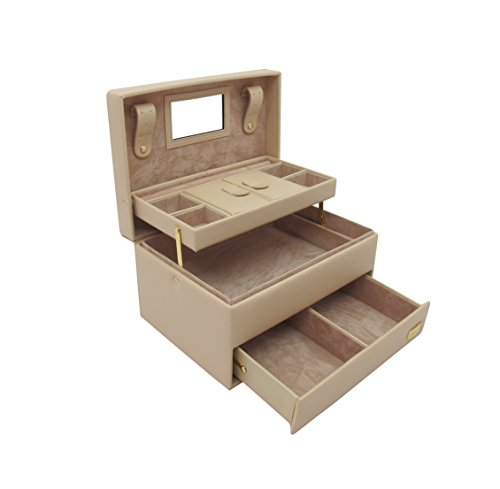 stylish-auto-opening-medium-sized-jewellery-box-premium-quality-with-3-levels-handcrafted-in-saffian