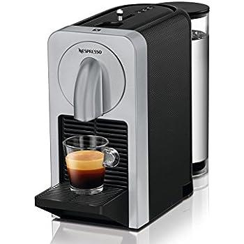 DeLonghi EN 170.S Independiente Máquina espresso 0.8L Negro, Plata ...