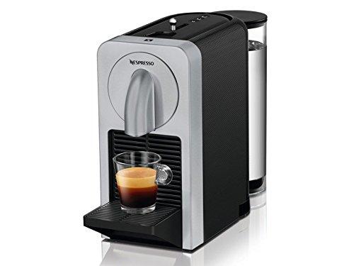 DeLonghi EN 170.S Libera installazione macchina espresso 0.8L nero, argento-Caffettiera, Libera installazione, Macchina Espresso, Nero, Argento, pulsanti, LED, 0,8L