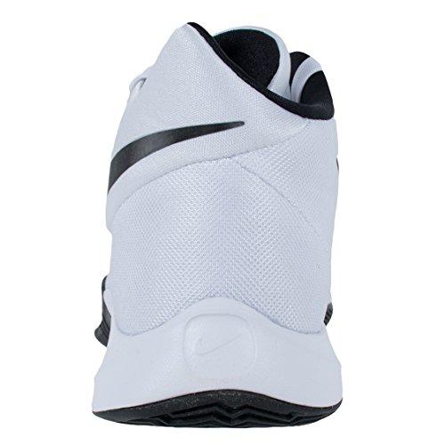 Nike Zoom Hyperquickness 2015, Scarpe sportive, Uomo white black 100