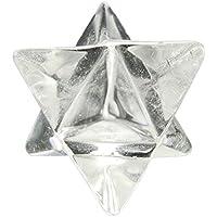 Merkaba aus Bergkristall 1,5 x 1,5 cm preisvergleich bei billige-tabletten.eu