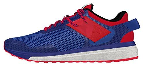M Negbas De Resposta Homens Adidas Corrida Azul 3 Sapatos De Rojray azul De wUPXxfP6