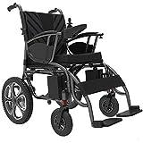 BHXUD Elektro-Rollstuhl Falten Leicht Intelligent Automatische Multifunktion Portable Ultra Light Alten Mobility Scooter