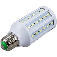 SODIAL (R) E27 12W 60 LED 5630 SMD lampadina luce bianca 960LM 6500K consumo basso